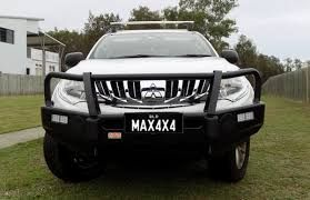 Max bull Bars Triton